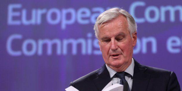 Barnier ofrece declaraciones a los