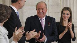 Podemos pide por carta a Juan Carlos I que vaya al Congreso a rendir