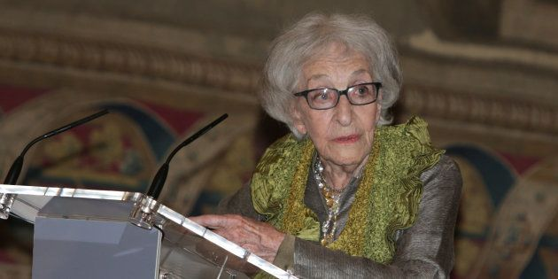 La poeta uruguaya Ida