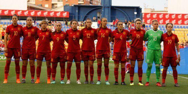 La Selección española de fútbol femenino jugará el