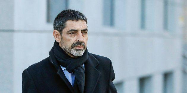 Trapero rechaza el ofrecimiento de Torra de volver a dirigir los Mossos