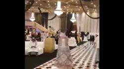 Arabia Saudí sustituye a las modelos de un desfile por drones para cumplir con el