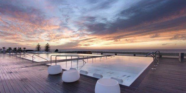 El Parador de Cádiz, elegido 'Mejor hotel de diseño' y 'Mejor hotel para eventos y banquetes' de