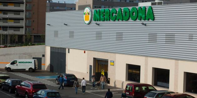 Un supermercado de Mercadona en