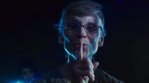 Escena de 'Regresión', la película de Amenábar sobre una secta de los años