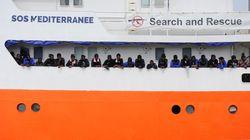 Malta e Italia se desentienden del barco de una ONG con 629 inmigrantes