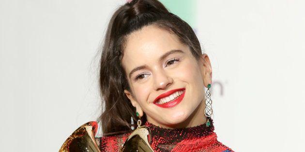El detalle de Rosalía en los Grammy Latinos que ha pasado