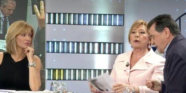 El 'rifirrafe' de Celia Villalobos con Arsenio Escolar tras la caída de Rajoy: