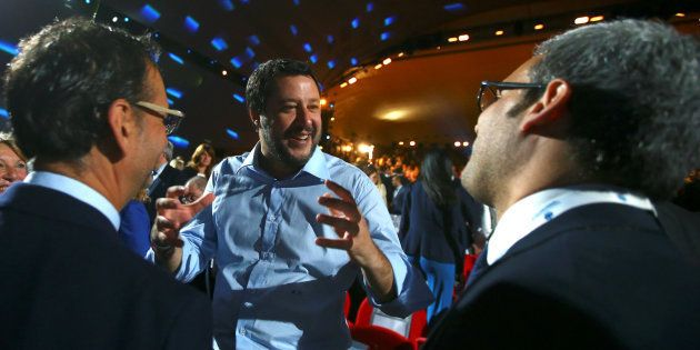 Imagen de archivo del vicepresidente italiano, Matteo
