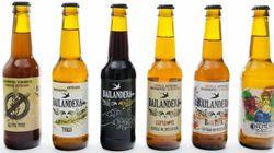 Bailandera, cerveceras de
