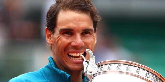 Rafa Nadal muerde su undécimo título de Roland