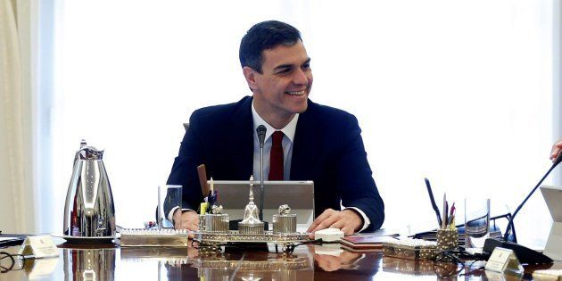 Pedro Sánchez, tras acoger al barco 'Aquarius':