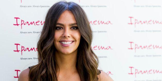 Cristina Pedroche se ofrece como presentadora de 'La Voz' en