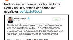 La noticia de 'El Mundo Today' sobre Pedro Sánchez que muchos se están