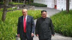 Los destinos de Donald Trump y Kim
