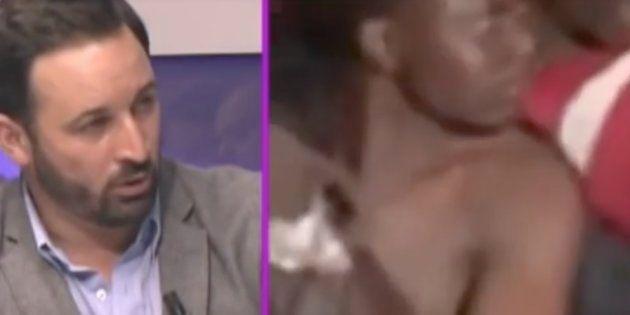 Aluvión de palos al líder de Vox por sus críticas a Pedro Sánchez por acoger