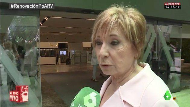 La contundente respuesta de Ferreras a Celia Villalobos tras lo que dijo de