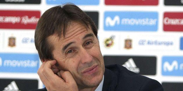 Julen Lopetegui será entrenador del Real