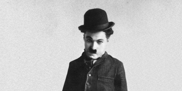 Chaplin inventó el meme del 'novio distraído' hace casi 100