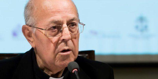 El presidente de la Conferencia Episcopal Española,l Ricardo