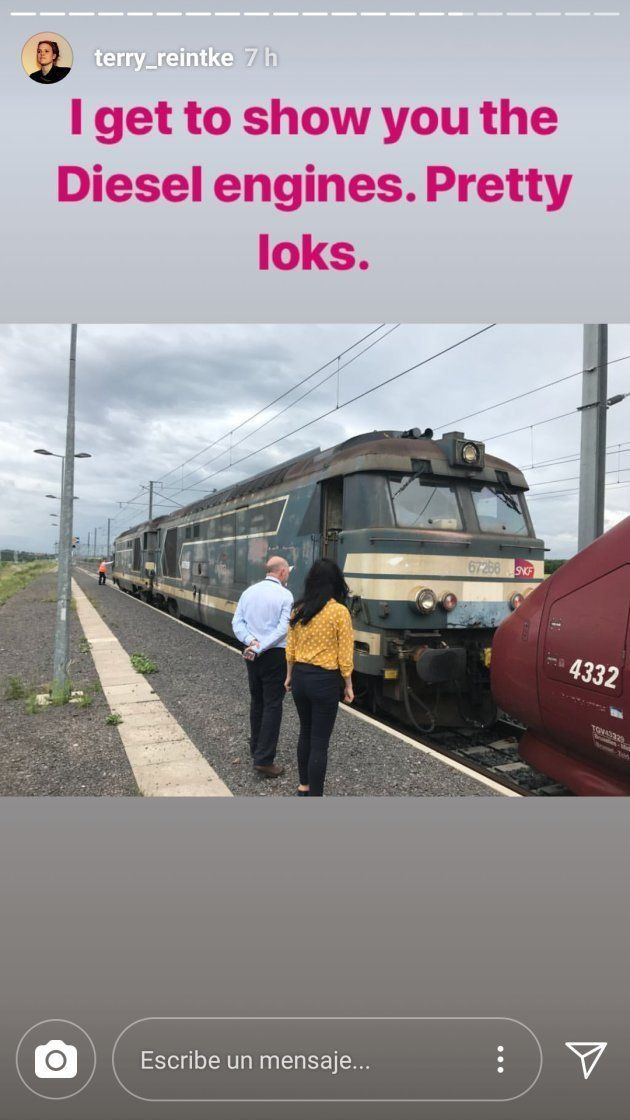 Cientos de eurodiputados se quedan atrapados en un tren camino de