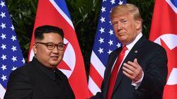 Así ha contado la prensa de Corea del Norte el encuentro entre Trump y