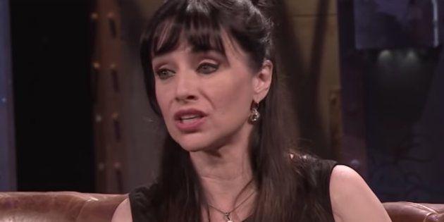 El aplaudido 'zasca' de Beatriz Rico a un tuitero que criticó su alegría por la acogida del Aquarius...
