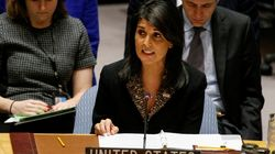 EEUU veta una resolución en la ONU contra la decisión de Trump sobre