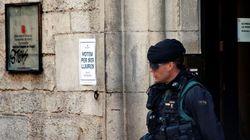 La Guardia Civil se persona en varios ayuntamientos de Girona por el fraude en la empresa de