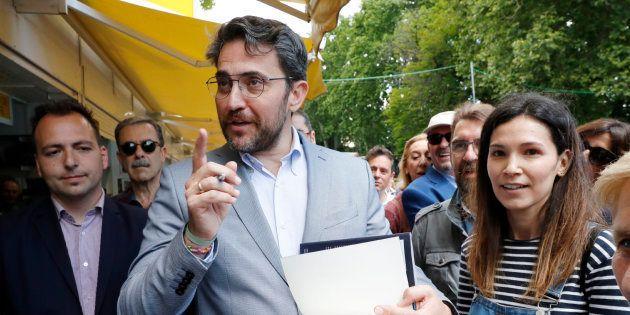 Huerta en la Feria del Libro de Madrid en