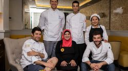 Convierten a refugiados en chefs