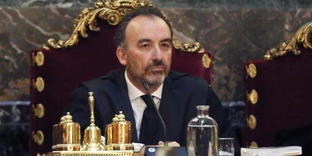 El magistrado del Tribunal Supremo Manuel