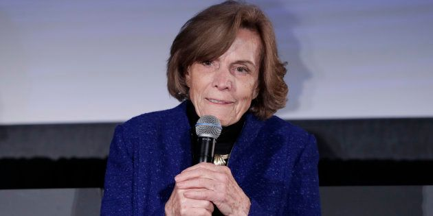 Sylvia Earle, fotografiada el 8 de junio de