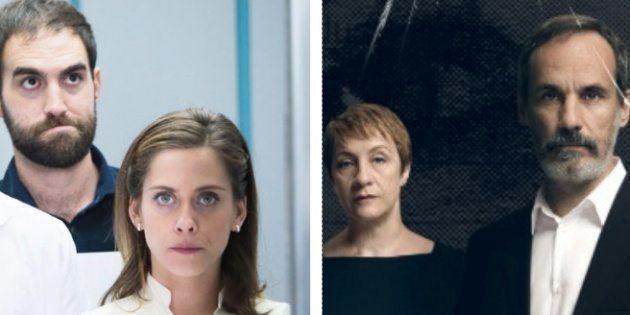 'Allí abajo' y 'Sé quién eres', mejores series españolas de