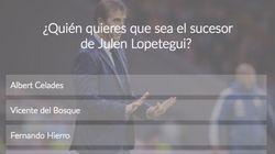 ENCUESTA: ¿Quién quieres que sea el sucesor de Julen