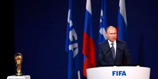 El presidente ruso, Vladimir Putin, este