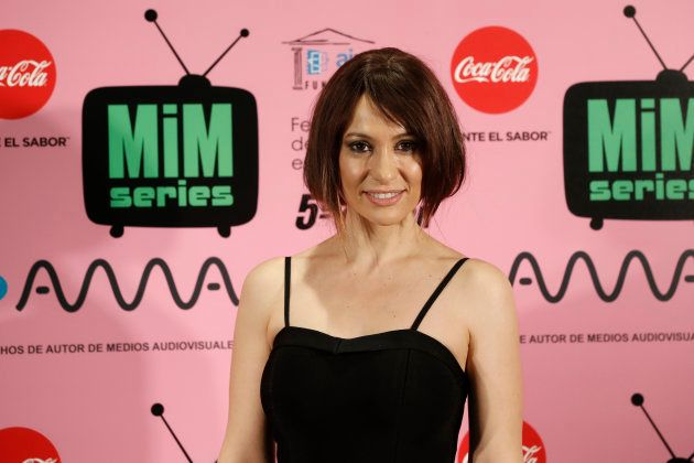 Natalia Verbeke en los premios MIM