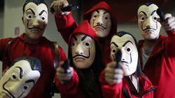 'La Casa de Papel' gana el Emmy al Mejor Drama no