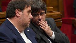 Puigdemont contesta a Junqueras que él tampoco se esconde y que su estancia en Bruselas no es una
