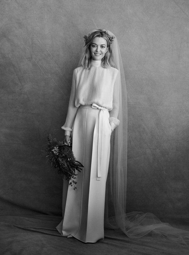 c462223ad Los cuatro vestidos de boda de Marta Ortega