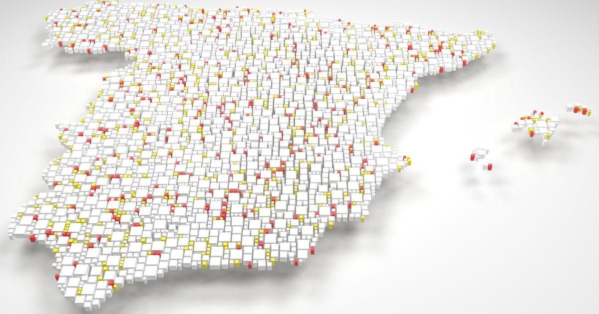 El Mapa De La Obesidad En España Cuáles Son Las Comunidades