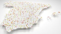 ¿Cuál es la comunidad autónoma con más índice de sobrepeso y