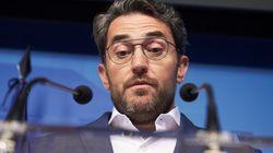 Màxim Huerta cobrará poco más de 1.000 euros por esta semana frente al
