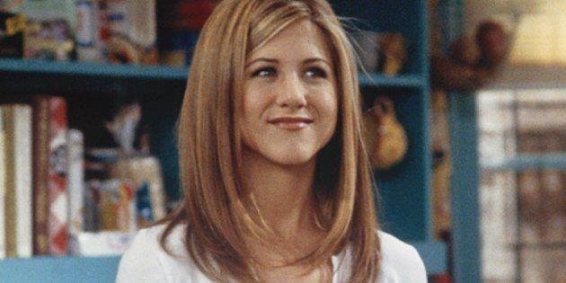 Jennifer Aniston eran Rachel Green en