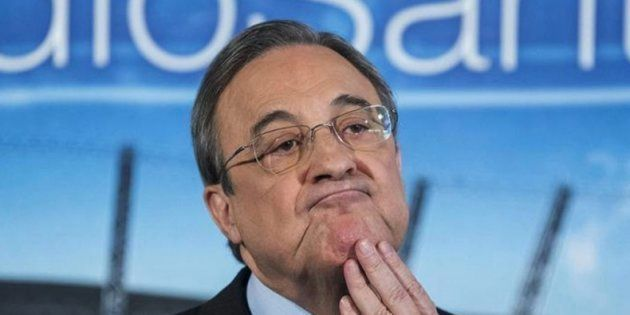 Cachondeo general en Twitter tras la broma de 'El Mundo Today' sobre Florentino y la que se ha liado...