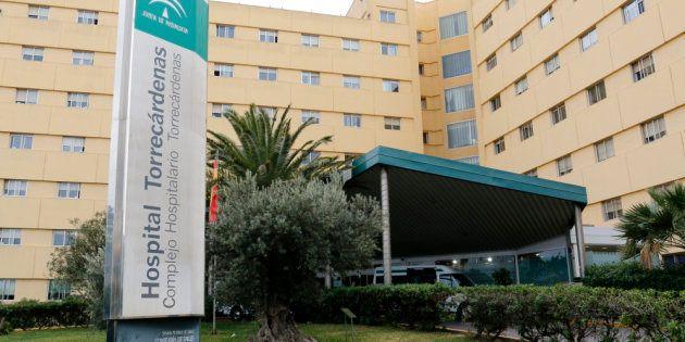Imagen de archivo del Hospital Torrecárdenas de