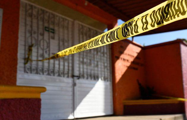 Exterior de la escuela en la que ha sido asesinado el