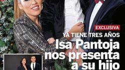 La inquietante portada de 'Lecturas': Isa Pantoja ¿presenta? a su