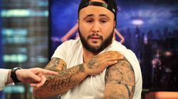 Kiko Rivera se ha hecho un curioso tatuaje y el mejor troleo es el de su hermano