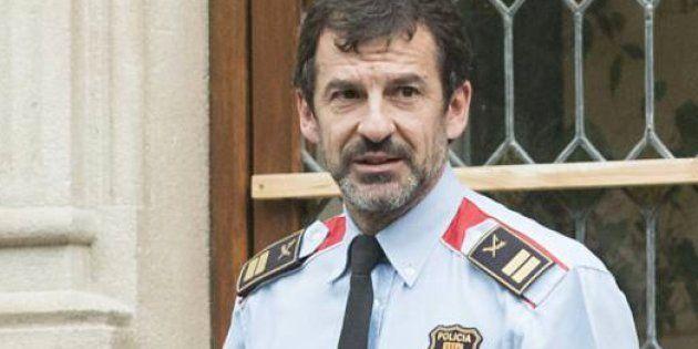 Ferrán López renuncia como jefe de los Mossos